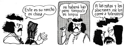 Inodoro Pereyra el Renegau, Editorial La Flor, Bs,As. 1974