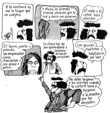 Inodoro Pereyra el Renegau